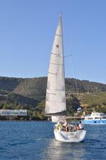 Zeilen Poros | Saronische eilanden | De Griekse Gids Foto 325 - Foto van De Griekse Gids