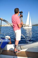 Zeilen Poros | Saronische eilanden | De Griekse Gids Foto 340 - Foto van De Griekse Gids